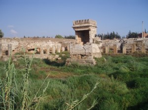 Phoenician Temple of Melqhart, Amrit, Syria