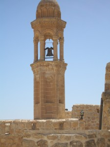 Syriac Monastery of St Cyriacus at Gulgoze, south of Midyat