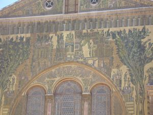 Images of Paradise in the mosaics of Damascus' Great Umayyad Mosque [DD]