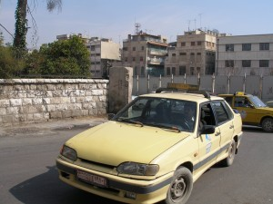 Damascus taxi - the FSA maybe? [DD]