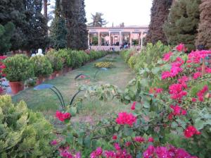 Gardens surrounding the Tomb of Hafez, Shiraz