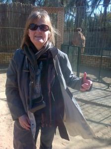 Tunisia snakes at Tozeur zoo
