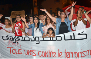 tunisians against terrorism
