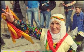 turkey's kurdish women