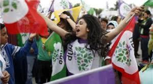 Turkey's women general HDP