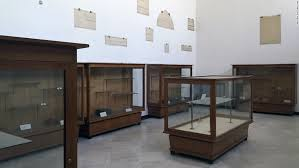 DGAM empty museums