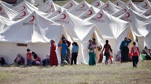 syrian refugees in turkey