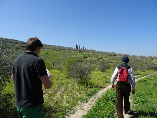 Photos from Golan and West Bank trip Feb 21-29 2016 871