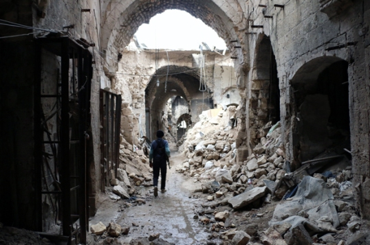 APSA Aleppo-souk-AFPGetty-Feb201