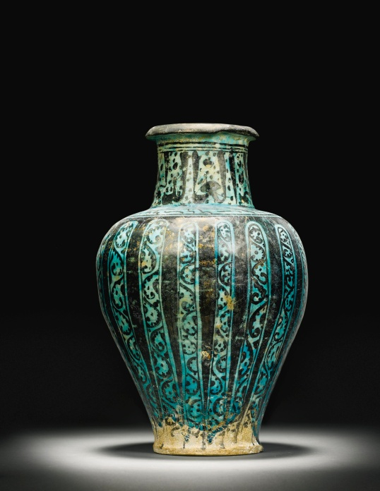 Raqqa glass 13th century