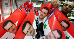 Bashar flags