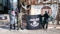 ISIS in Yarmouk and Hajar al-Aswad Damascus