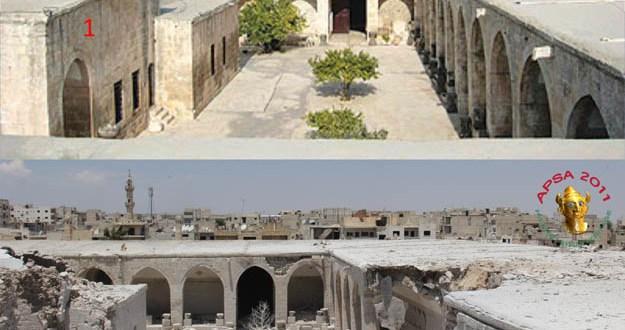 Ma'arret Al-Nu'man Museum bombing 2015