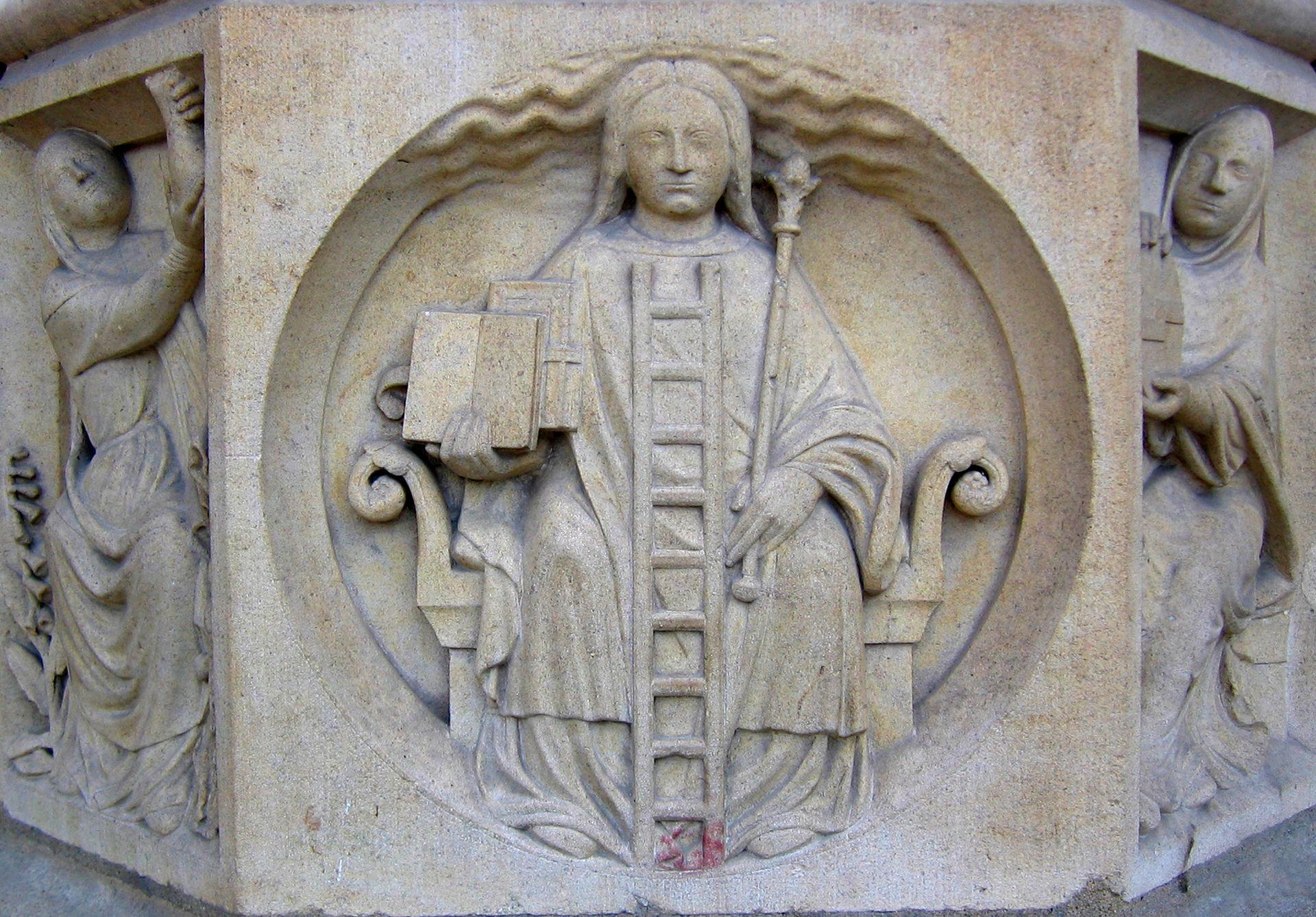 Alegoría_de_la_alquimia_en_Notre-Dame Alchemy Allegory Notre-Dame